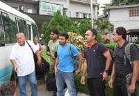 Four Filipinos, Five Bangladeshis Arraigned For Oil Bunkering
