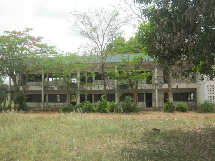 Government College, Utonkon, Benue State, where Apa University operated from