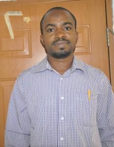 Ali Abdulai Gambo, Umar's PA