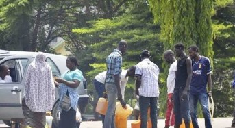 Drama, As Authorities Battle Illicit Fuel Trade In Abuja