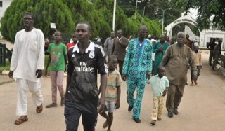 112 Children Reunite With Families In Edo IDP Camp