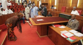 Senate Concludes Ministerial Screening