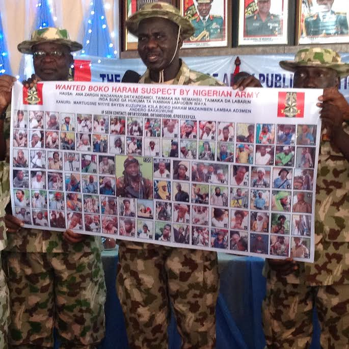 Two More Wanted Boko Haram Suspects Arrested In Maiduguri | International  Centre for Investigative Reporting