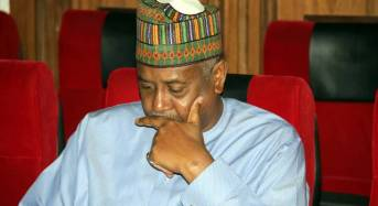 EFCC Re-Arraigns Dasuki, Five Others