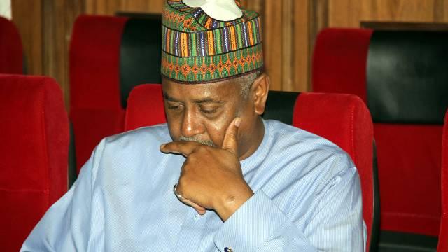 Former NSA, Sambo Dasuki