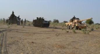 Troops Repel Boko Haram Attack In Sambisa Forest