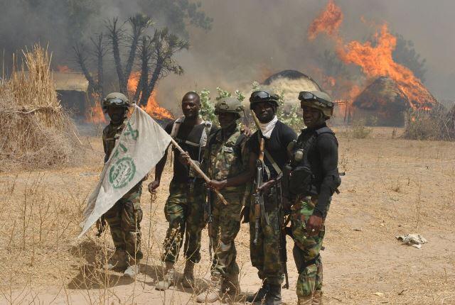 Troops clear Boko Haram hideout