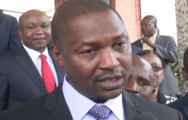 Minister of Justice and Attorney General of the Federation, Abubakar Malami
