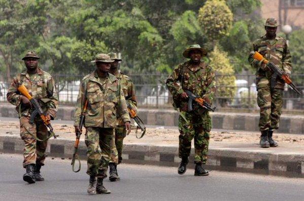Troops Soldiers Army