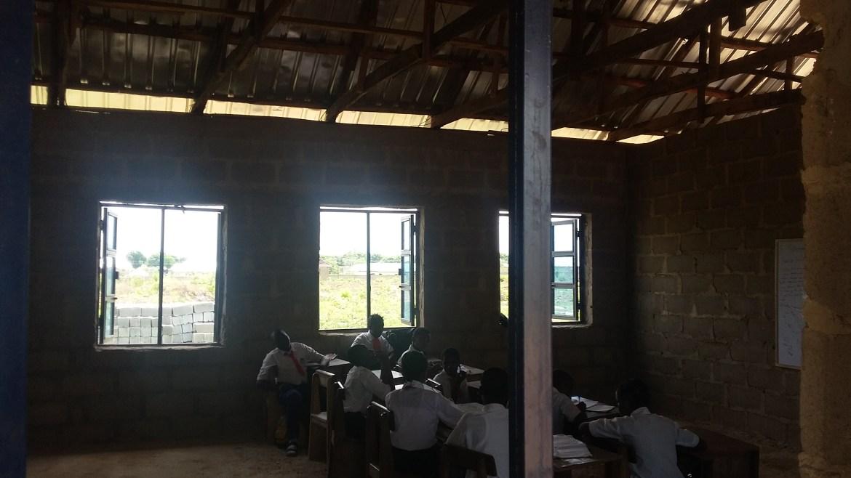 A sneaked shot of Noel School