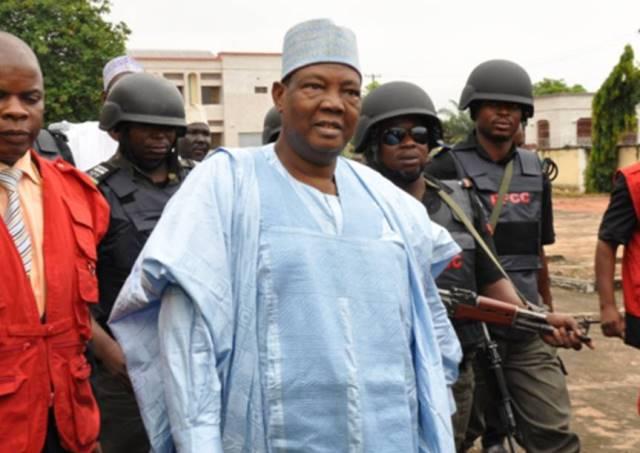Former Nasarawa State Governor, Akwe Doma