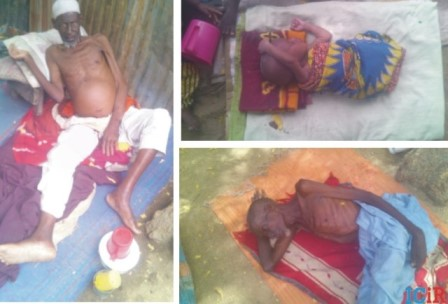Both old and young need urgent help