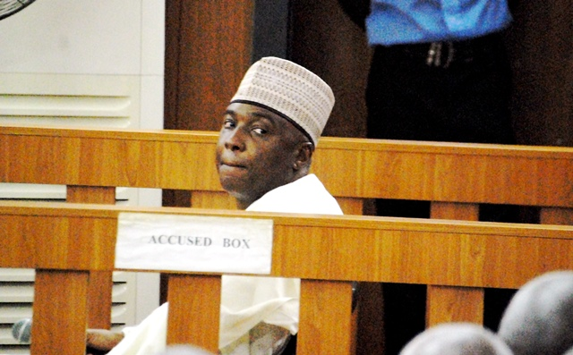 Nigeria's senate chief acquitted in corruption trial
