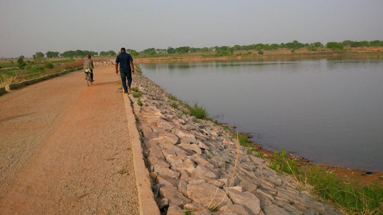 Rehabilitation of Rijana Dam, Kachia LGA, Kaduna State -