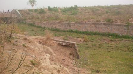 Rimi Gado Erosion works