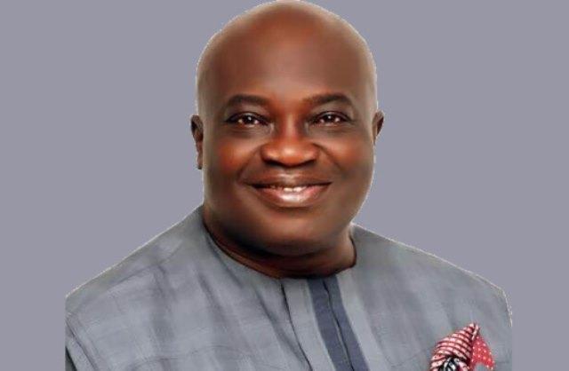 Abia State Governor, Okezie Ikpeazu