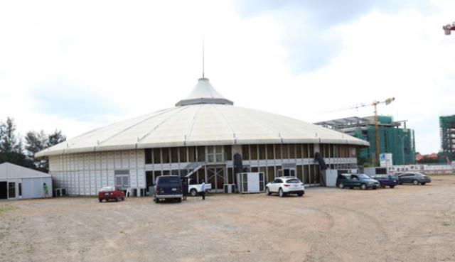 THISDAY Dome, Abuja
