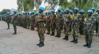 Army Sends 700 Soldiers For Peacekeeping In Libya