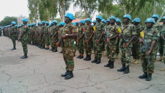 Libya Peacekeeping