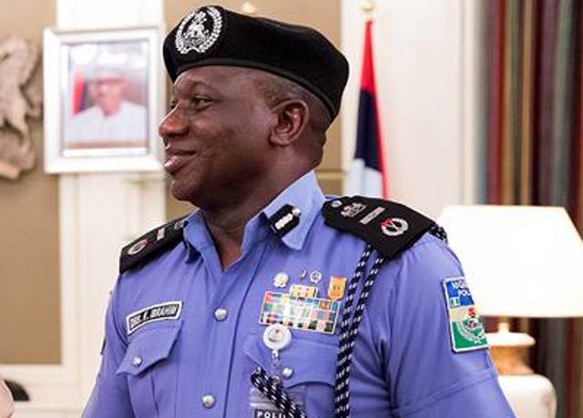 Why We Arrested Peace Corps Commandant - Police