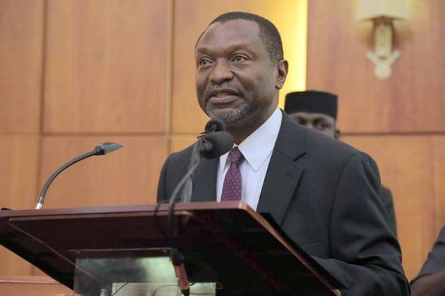 Minister of Budet and National Planning, Udoma Udo-Udoma