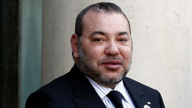 Moroccan King, Mohammed VI