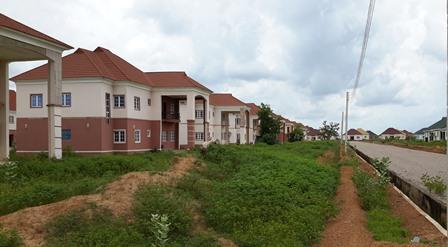 Houses in Bandirawa City