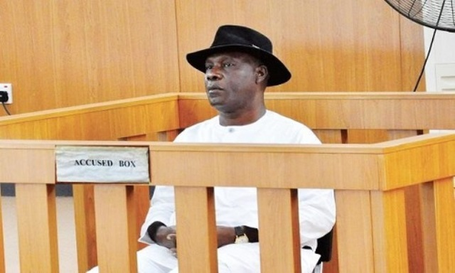 Former Niger Delta Minister, Godsday-Orubebe