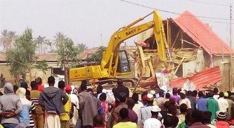 Amnesty International Appeals To El-Rufai Against Demolition