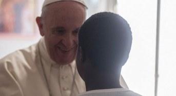 Pope Meets 7 Nigerian Ex-Prostitutes