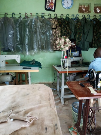 Tailors come to the rescue