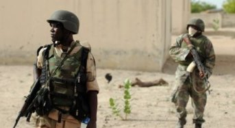 7 Soldiers Die In Boko Haram Ambush In Borno State