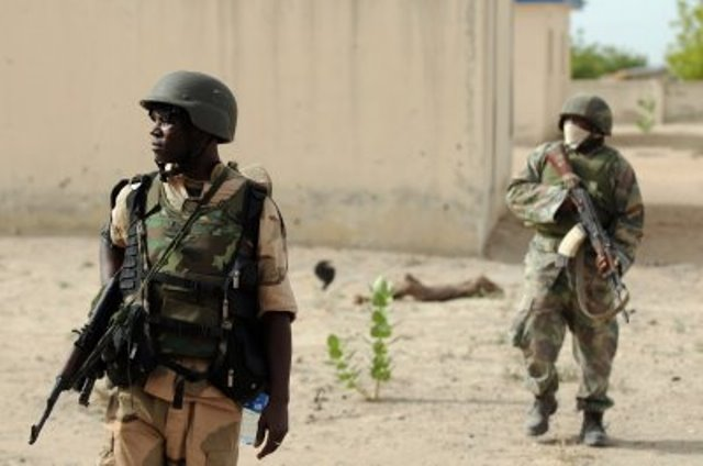 army-kills-suspected-female-suicide-bomber-in-borno-state