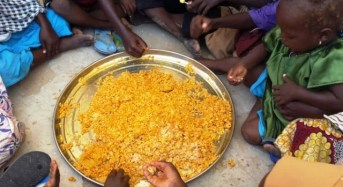 Displaced Persons Narrate How Officials Steal Donated Food Items