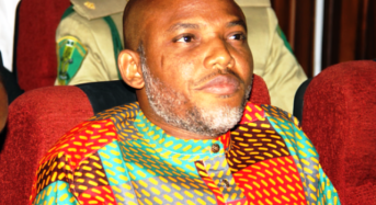 ECOWAS Court Rejects FG's Move To Stop Kanu's Suit