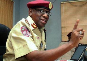 FRSC, Corps Marshal, Boboye Oyeyemi