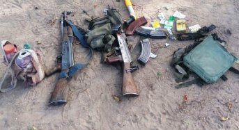 Nigerian Troops Foil Another Suicide Attack