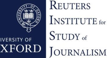 Reuters Institute of Journalism Calls For Fellowship Application