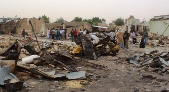 Another Suicide Bomber Strikes Near UNIMAID
