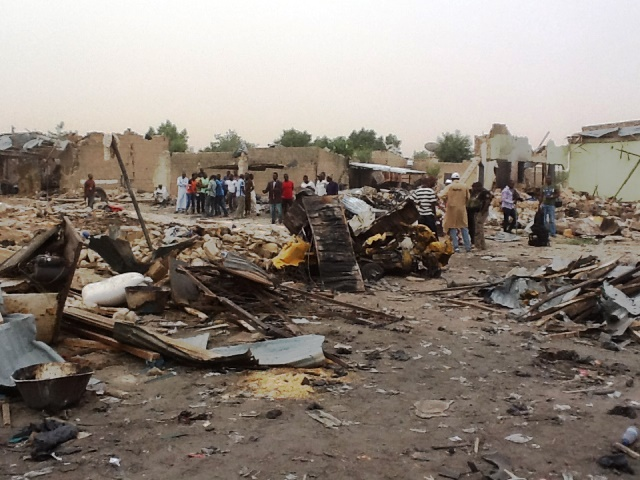 3-suicide-bombers-attack-maiduguri-injure-17