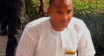 Court Grants Request To Hide Identity of Witnesses In Nnamdi Kanu's Trial