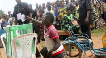 DSP Beheaded, Corps Members Kidnapped In Rivers Re-run Election