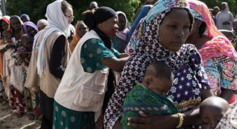 World Seeks $1 Billion For Displaced Persons In North East