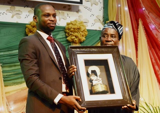 Fisayo Soyombo, WSCIJ Investigative Reporter of the year