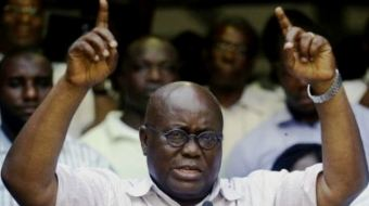 Opposition Party Wins Ghana's Presidential Election