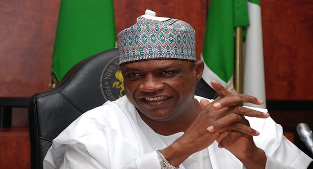 Governor of Yobe State, Ibrahim Gaidam