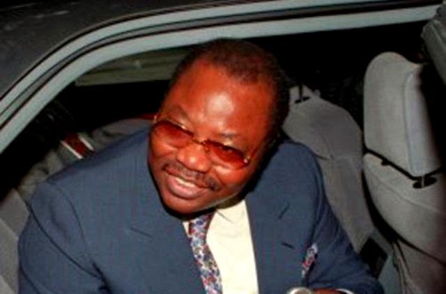 Former Nigeria's Petroleum Minister, Dan Etete