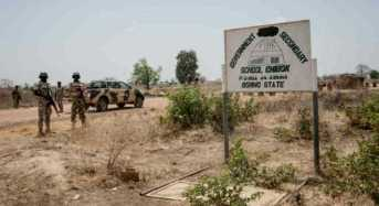 Boko Haram originally wanted to rob the school, not abduct us, say freed Chibok girls
