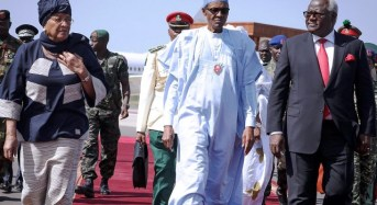 African Leaders Meet In Abuja Over Crisis In The Gambia