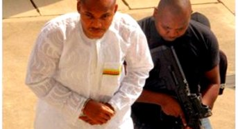 Kanu Alleges DSS Murdered His Visitors